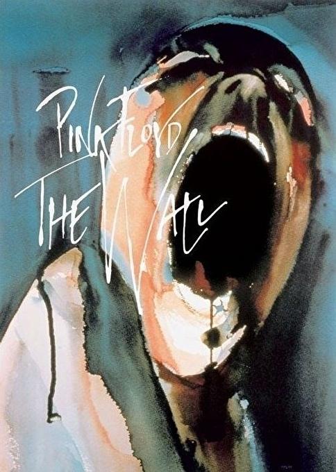 Pyramid International Maxi Poster Pink Floyd The Wall Renkli